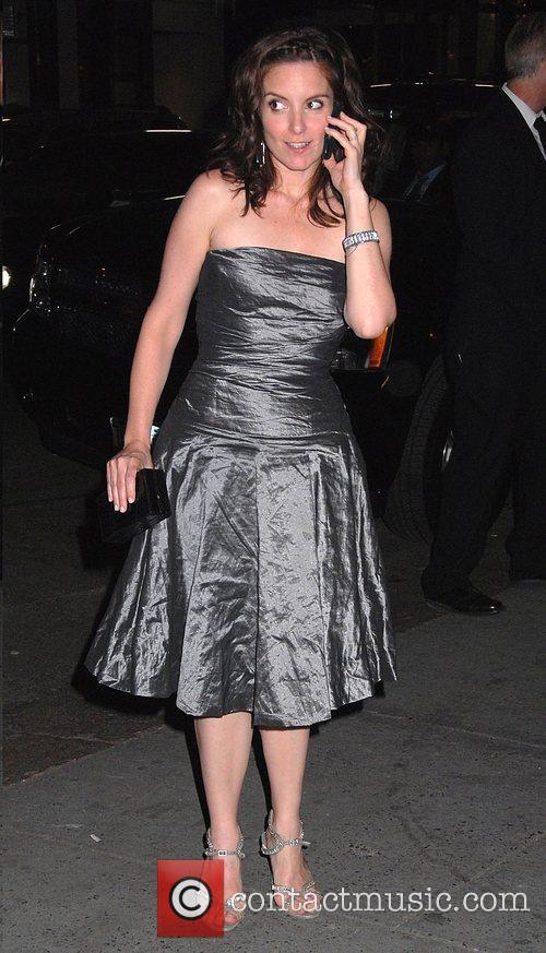 Tina Fey and Cfda Fashion Awards 2