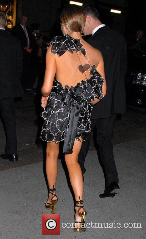 Victoria Beckham and Cfda Fashion Awards 2