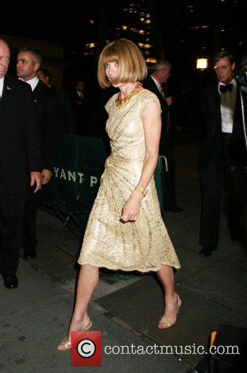 Anna Wintour and Cfda Fashion Awards 2