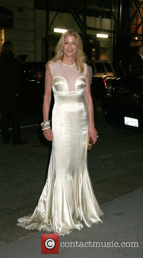 Candace Bushnell and Cfda Fashion Awards 6
