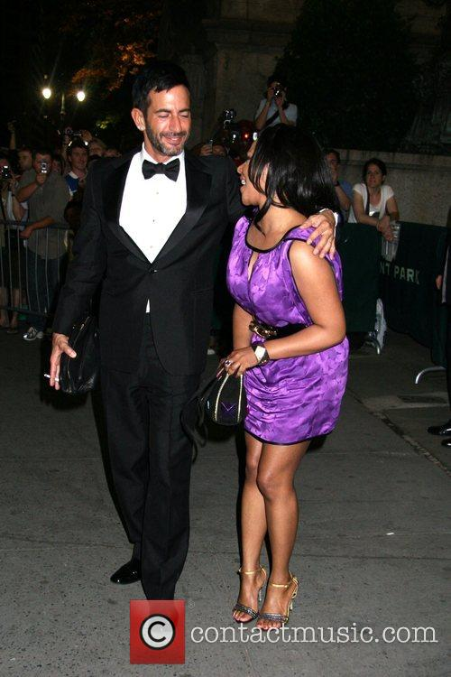 Marc Jacobs, Lil' Kim and Cfda Fashion Awards 8