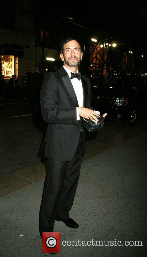 Marc Jacobs and Cfda Fashion Awards 10