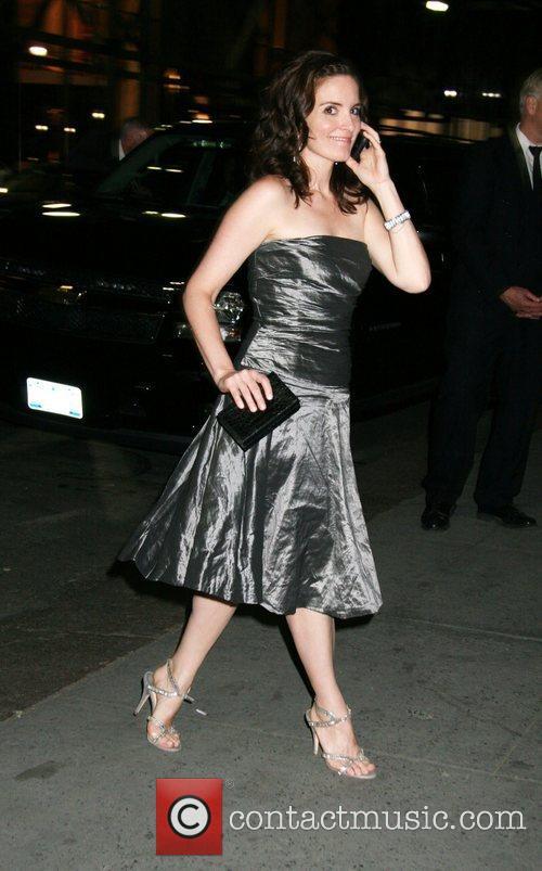 Tina Fey and Cfda Fashion Awards 4