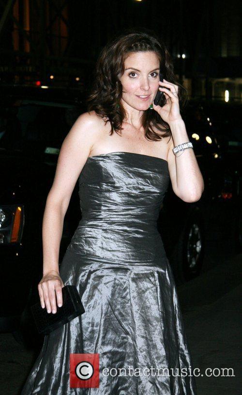 Tina Fey and Cfda Fashion Awards 5
