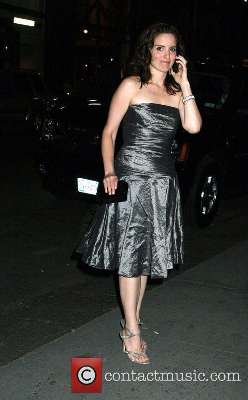 Tina Fey and Cfda Fashion Awards 1