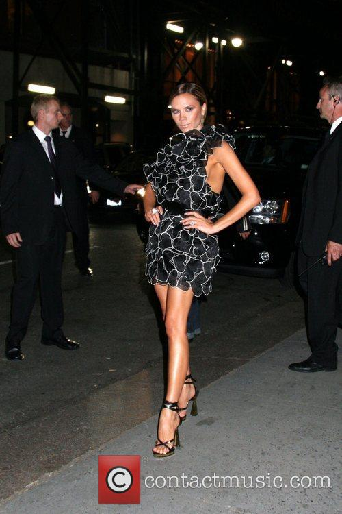 Victoria Beckham and Cfda Fashion Awards 11