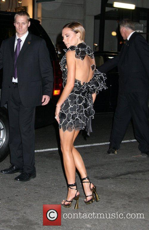 Victoria Beckham and Cfda Fashion Awards 4