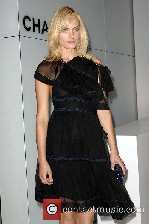 Amber Valletta Chanel Celebrates New Concept Boutique on...