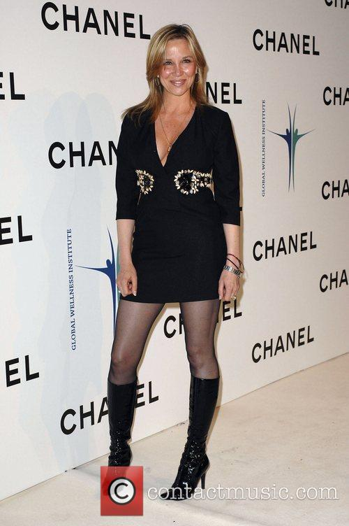 Carrie Whitman Chanel Celebrates New Concept Boutique on...