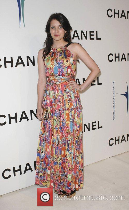 Emma Roberts Chanel Celebrates New Concept Boutique on...