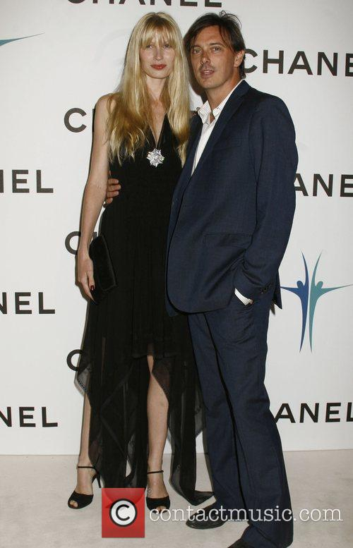 Kristy Hume and Donovan Leitch Chanel Celebrates New...