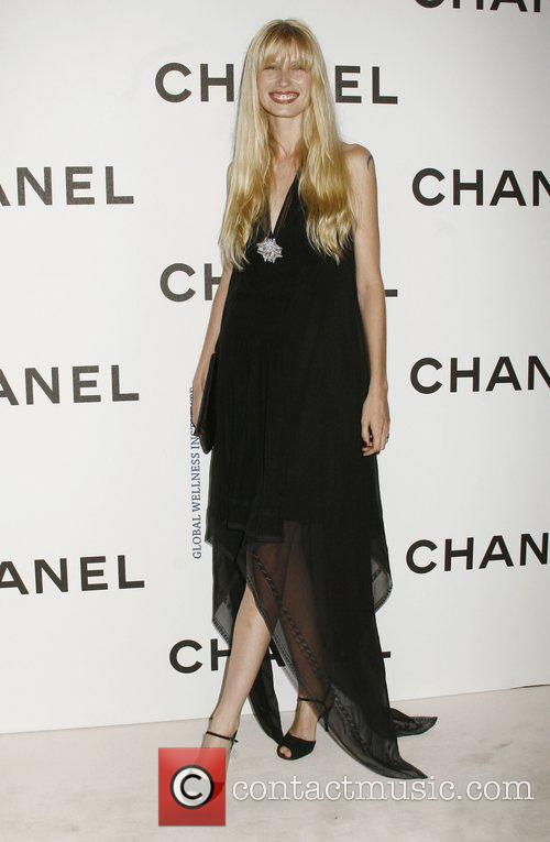 Kristy Hume  Chanel Celebrates New Concept Boutique...