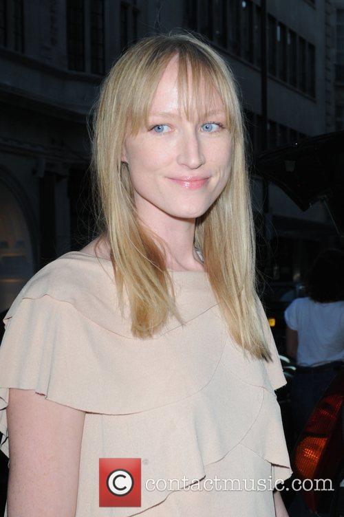 Jade Parfitt Chanel Boutique opening - departures London,...