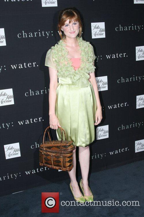 Ashley Verrier Saks Fifth Avenue hosts an evening...