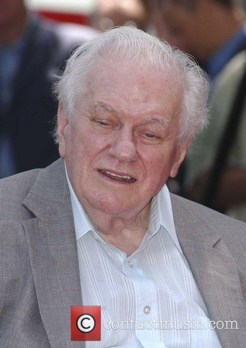 Charles Durning, Star On The Hollywood Walk Of Fame and Walk Of Fame 6