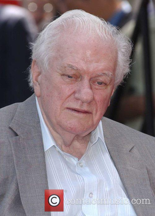 Charles Durning, Star On The Hollywood Walk Of Fame and Walk Of Fame 1