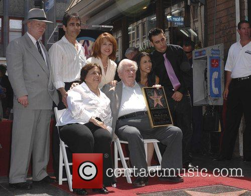 Charles Durning, Family, Star On The Hollywood Walk Of Fame and Walk Of Fame 3
