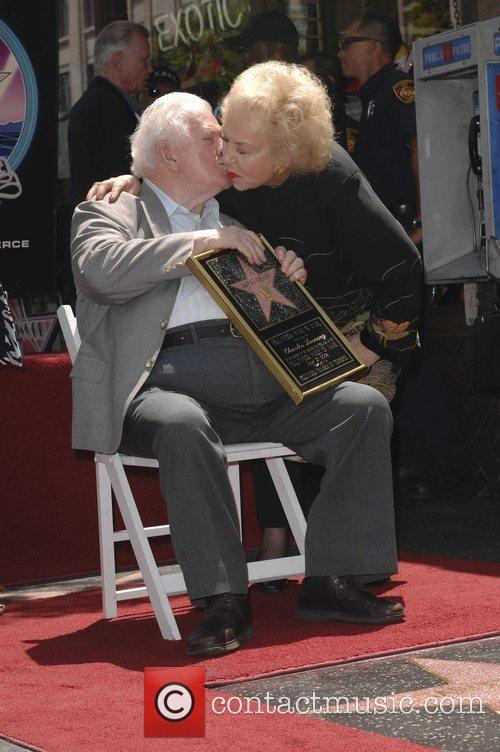 Charles Durning, Doris Roberts, Star On The Hollywood Walk Of Fame and Walk Of Fame 7