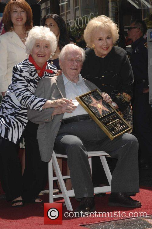 Charlotte Rae, Charles Durning, Doris Roberts, Star On The Hollywood Walk Of Fame and Walk Of Fame 2