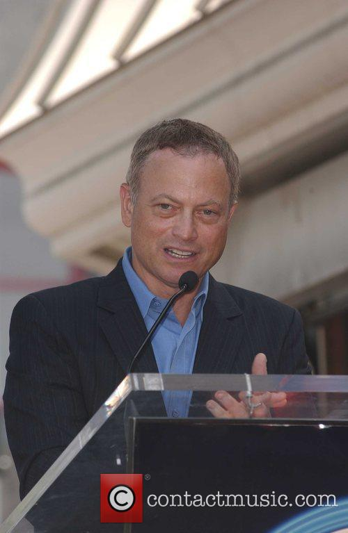 Gary Sinise, Star On The Hollywood Walk Of Fame and Walk Of Fame 3