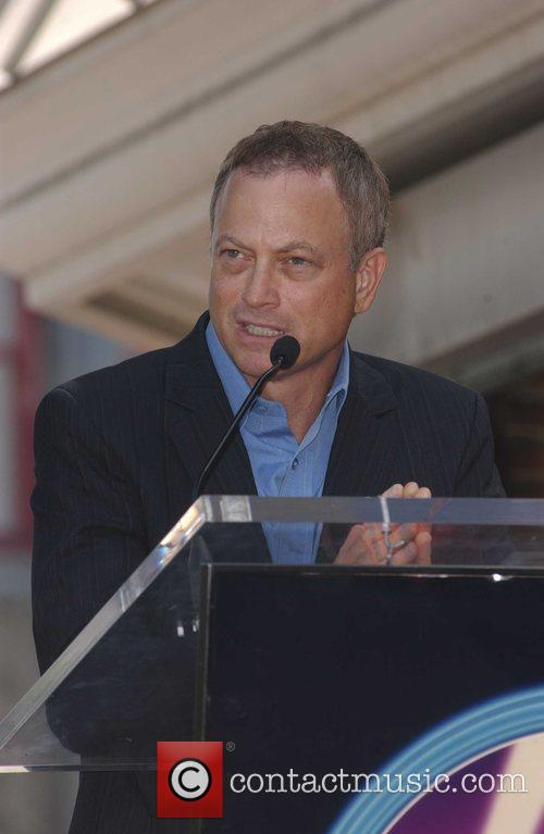 Gary Sinise, Star On The Hollywood Walk Of Fame and Walk Of Fame 2