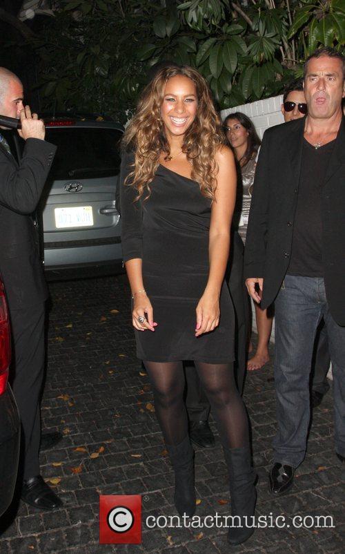 Leona Lewis and Mtv 3