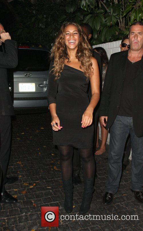 Leona Lewis and Mtv 4