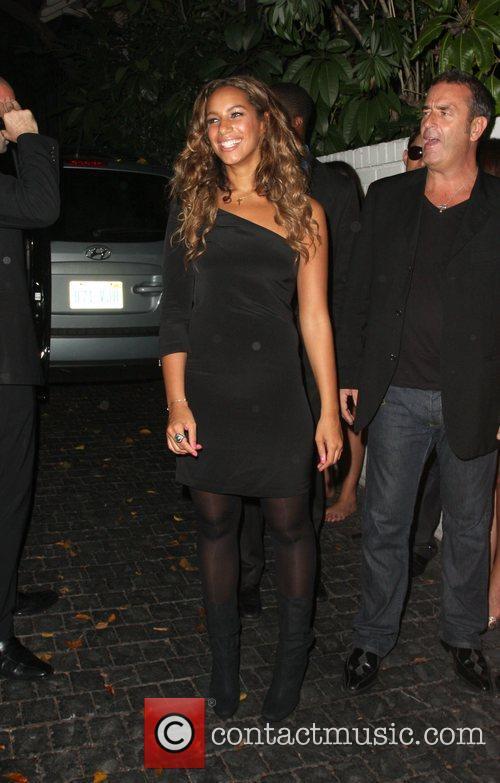 Leona Lewis and Mtv 1