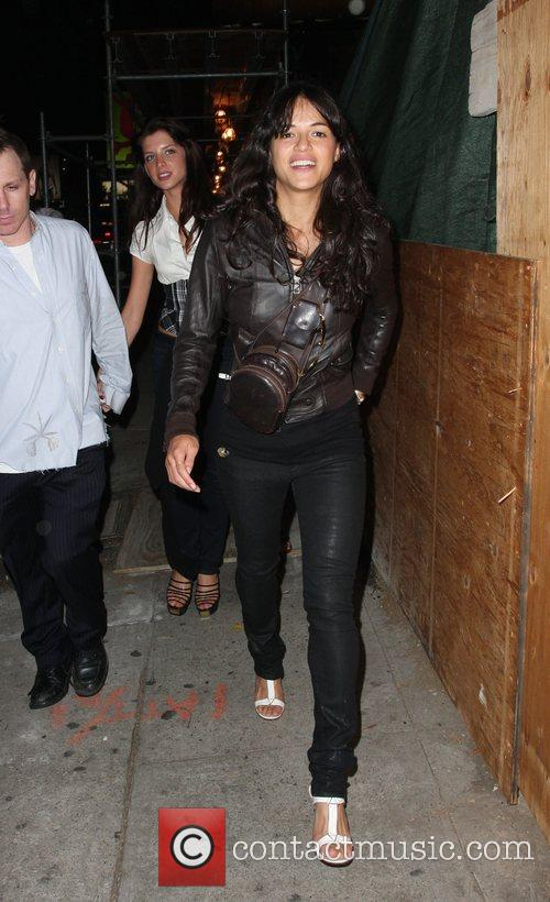 Michelle Rodriguez and Mtv 2