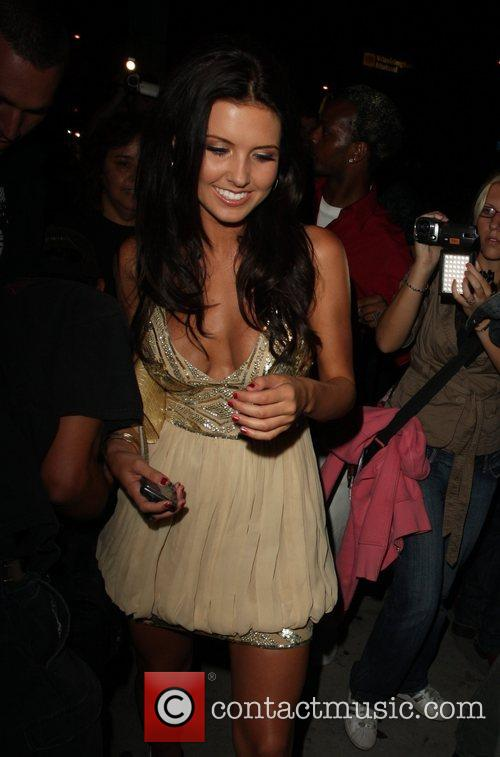 Audrina Patridge and MTV 19