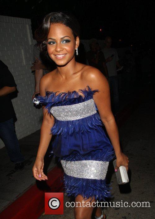 Christina Milian and Mtv 9