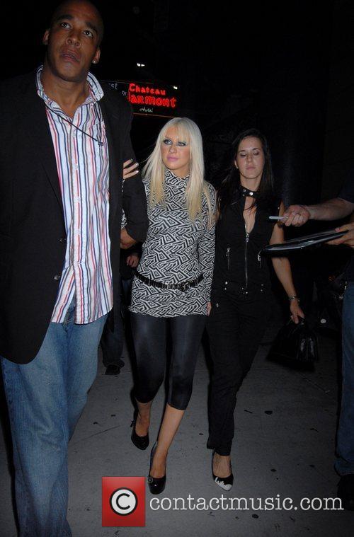 Christina Aguilera and MTV 12