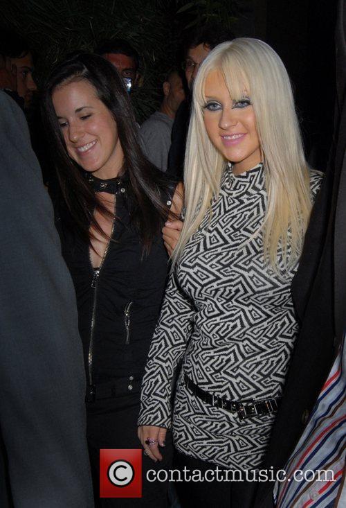 Christina Aguilera and MTV 13