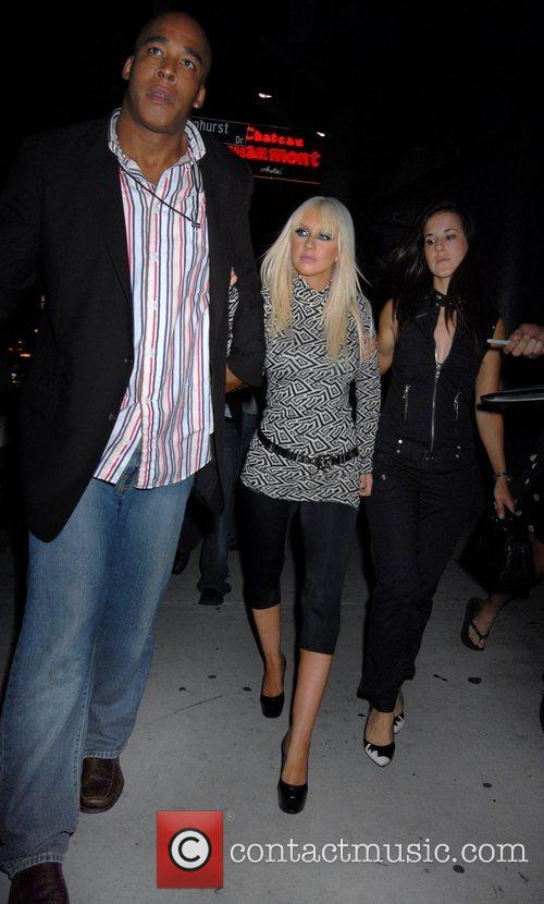 Christina Aguilera and Mtv 11