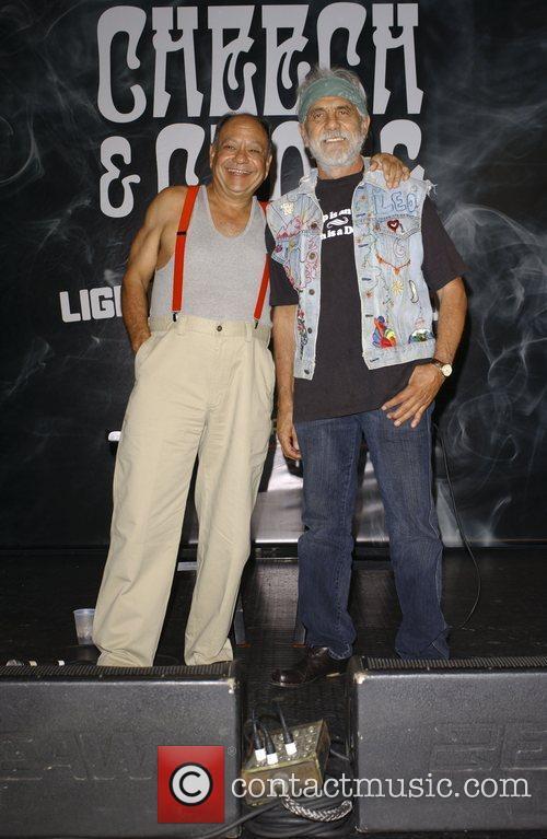 Cheech Marin and Tommy Chong 12