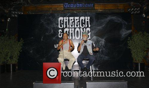 Cheech Marin and Tommy Chong 14