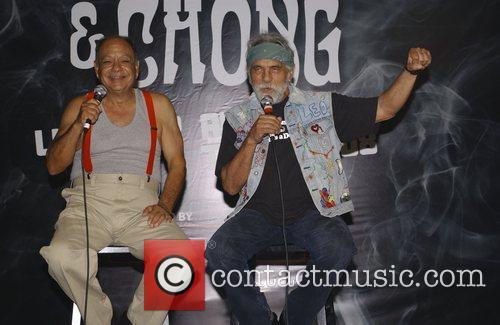 Cheech Marin and Tommy Chong 11