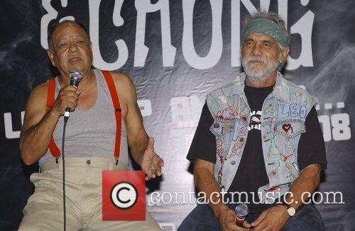 Cheech Marin and Tommy Chong 5