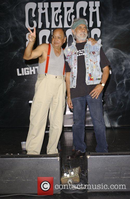 Cheech Marin and Tommy Chong 8