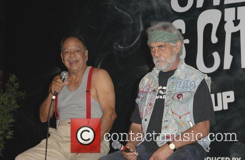 Cheech Marin and Tommy Chong 6
