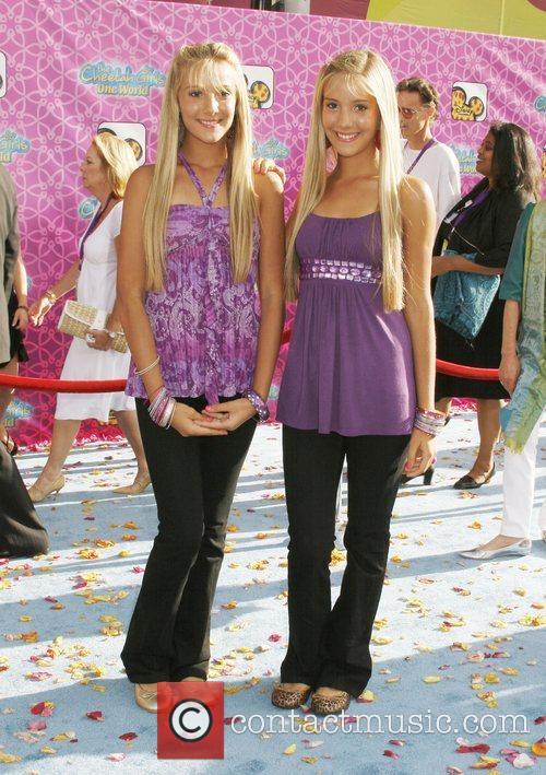 Rebecca Rosso and Camilla Rosso 2