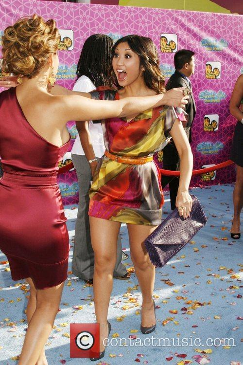 Adrienne Bailon and Brenda Song 6