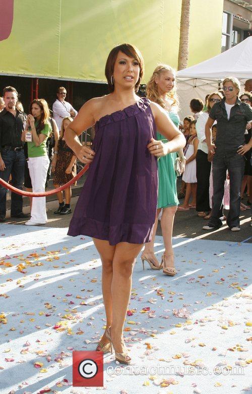 Cheryl Burke  The Los Angeles Premiere of...