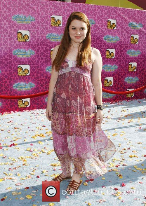 Jennifer Stone The Los Angeles Premiere of 'The...