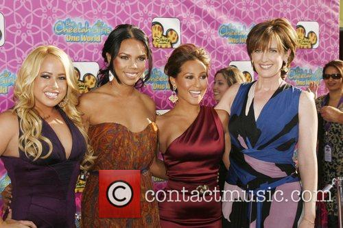 Sabrina Bryan, Abc, Adrienne Bailon and Disney 8