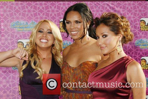Sabrina Bryan and Adrienne Bailon 7