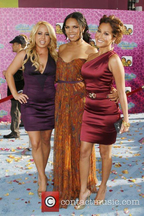 Sabrina Bryan and Adrienne Bailon 4