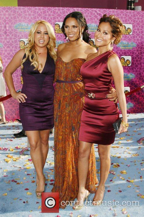 Sabrina Bryan and Adrienne Bailon 6