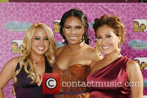 Sabrina Bryan and Adrienne Bailon 2