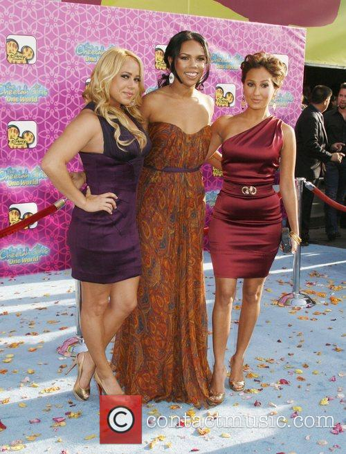 Sabrina Bryan and Adrienne Bailon 1